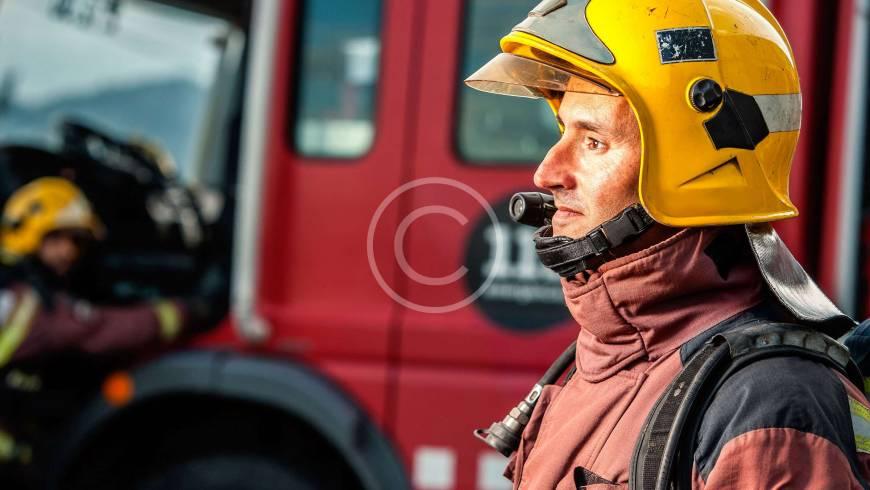 Sparking Teens' Interest in Firefighting Career